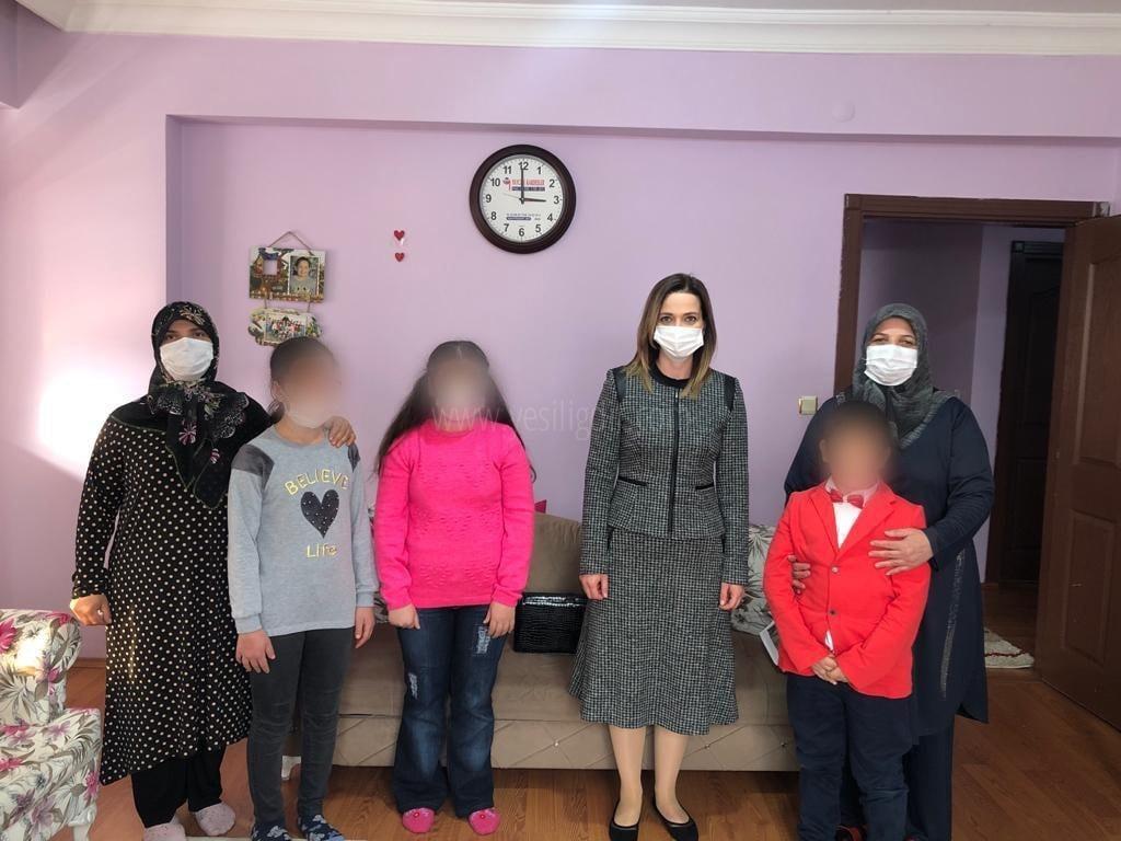 Koruyucu aileye ziyaret