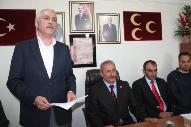 MHP Iğdır İl Teşkilatı Belediye Başkan Aday Adaylarını Açıkladı