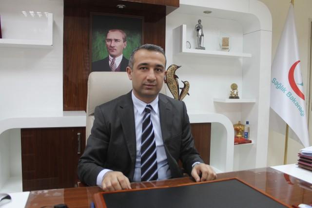 İl Sağlık Müdürü Dr. Alpaslan Erol, Ramazan Bayramında Beslenme Önerilerinde Bulundu