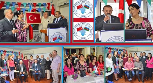 Azerbaycan Halk Cumhuriyeti'nin kuruluşunun 95.yılı Kutlandı