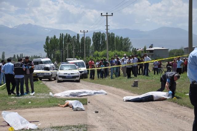 Iğdır'da Cinayet 3 Ölü