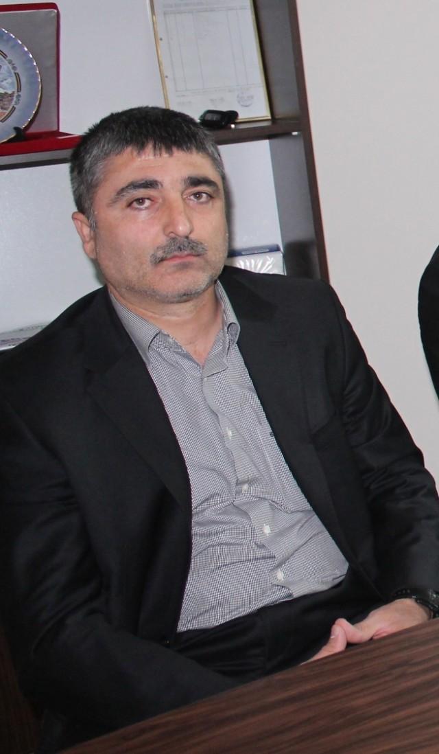 TAD Iğdır Şube Başkan Yardımcısı Erhan Yaycılı