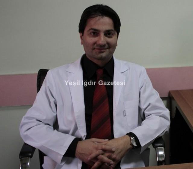 """Iğdır Başhekim  Yardımcısı Çakıroğlu """"Ülkemizde yaklaşık 22 bin hasta organ beklemekte"""" olduğunu söyledi"""