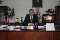 """Genel Sekreter Uzm. Dr. Bülent Kaya """"Türkiye'de Sağlık hizmetlerinde yeni bir sayfa açılmıştır.""""dedi"""