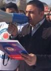 Malik Akşit'ten  Çin Zulmüne Karşı Boykot Çağrısı
