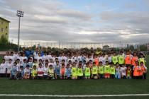 TFF FEM Çalışmaları Iğdır'da Küçüklerin Futbol Şöleni içinde Yapıldı