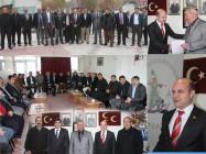 Cabbar Şıktaş MHP Iğdır İl Genel  Meclis Üyeliği Adaylığına Başvurusunu Yaptı