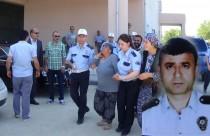 Karakoyunlu İlçesinde  şehit olan Polis memleketine gönderildi