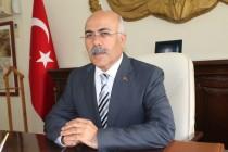 Iğdır Valisi Ahmet Pek'in Kurban Bayramı Mesajı