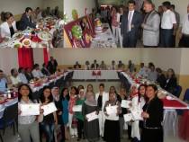Tuzluca Halk Eğitim Merkezi Yıl Sonu Sergisi ve III. Geleneksel Yemek Şenliği