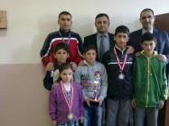 Yukarı Çarıkçı İlköğretim Okulundan Sportif Başarı