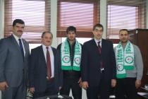 Iğdır Üniversitesi Sporcularının Büyük Başarısı