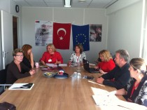 Türkiye-AB  Kadın  Dayanışması  Projesi Devam Ediyor