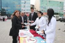 Iğdır'da Aşı Haftası Etkinlikleri Başladı