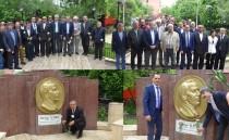 Haydar Aliyev Doğumunun 92. Yıldönümünde Anıldı