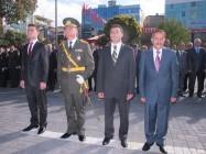Iğdır'da Cumhuriyet'in 89. Yılı Kutlamaları