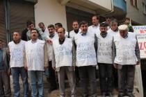 Iğdır Belediye Başkanı Hüseyin Malk'tan Açlık Grevi