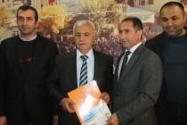 Cemalettin Çalışkan Ak Parti'den Aday Adaylığını Açıkladı