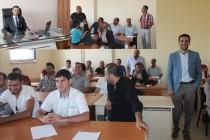 Iğdır'da İş Sağlığı ve Güvenliği Eğitimi Verilecek