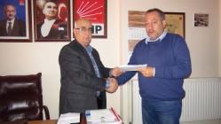 Aran Kalafat Cumhuriyet Halk Partisi'nden (CHP) Iğdır Belediye Başkanlığına Aday Adayı Oldu