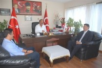 MHP Iğdır Milletvekili Sinan Oğan, Aliağa'yı Ziyaret Etti