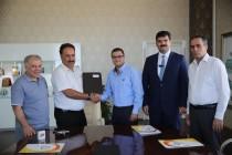 Iğdır Üniversitesi Suveren Kampüsüne Doğal Gaz Hattı Çekilmesi İçin Protokol İmzalandı
