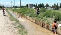 Sulama kanalları hem tehlike, hem hastalık saçıyor
