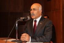 Vali Ahmet Pek'in 29 Ekim Cumhuriyet Bayramı Mesajı