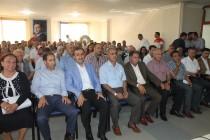 Ak Parti İl Danışma Kurulu Toplantısı Yapıldı