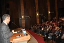Ak Parti Merkez Yürütme Kurulu (MKYK) Üyesi Doç. Dr. Osman Can,