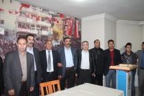 Sahibet Turan, Ak Parti Melekli  Belediye Başkan Aday Adaylığını Açıkladı