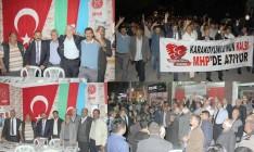 """""""Karakoyunlu'nun Kalbi MHP'de Atıyor"""""""