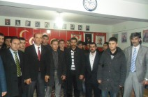 Ülkü Ocakları Başkanı Iğdır'ı Ziyaret Etti