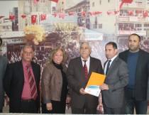 Mithat Çatalkaya  Ak Parti'den Aday Adaylığını Açıkladı