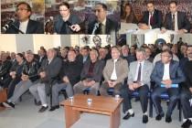 Ak Parti Aylık Danışma Meclisi toplantısını Yaptı