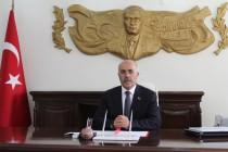 Iğdır Valisi Ahmet Pek'in 10 Aralık Dünya İnsan Hakları Günü Mesajı