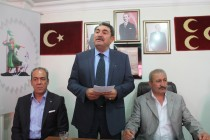 Necati Okut MHP'den Iğdır Belediye Başkan Aday Adaylığını Açıkladı