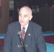 CHP İl Başkan Yardımcısı Nazım Karadağ