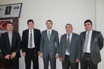 Azerbaycan Konsolosundan Türkiye Azerbaycan Derneğine Ziyaret