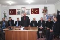 MHP İl Başkanı Cahit Erol