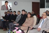 Sosyal Güvenlik Ve Teşvik Uygulamaları Konferansı Verildi