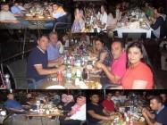 Iğdır AFAD-SEN İl Başkanı Mehmet ÖZTÜRK Üyeleri ile İftar Yemeğinde Buluştu