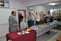 Vali Ahmet Pek, Enginalan Köyünde İncelemelerde Bulundu