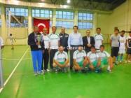 Tuzluca İlçesinde Voleybol Turnuvası