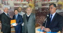 Ak Parti İl Başkanlığına  Aday Adaylarından Toplu Müracaat