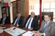 """CHP Milletvekili Ali Özgündüz Iğdır Ziyaretinde """"Gündemi Değerlendirdi"""""""