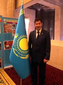 MHP Iğdır Milletvekili Dr. Sinan OĞAN'ın Kazakistan'ın Bağımsızlık Günü Mesajı