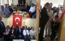 Alikamerli İlköğretim okulu SÖNMEZ ÇINKIL'ı unutmadı