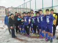 Genç Erkekler Futbol Grup Müsabakaları İlimizde Oynadı