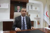 Sağlık Müdürü Alparslan Erol